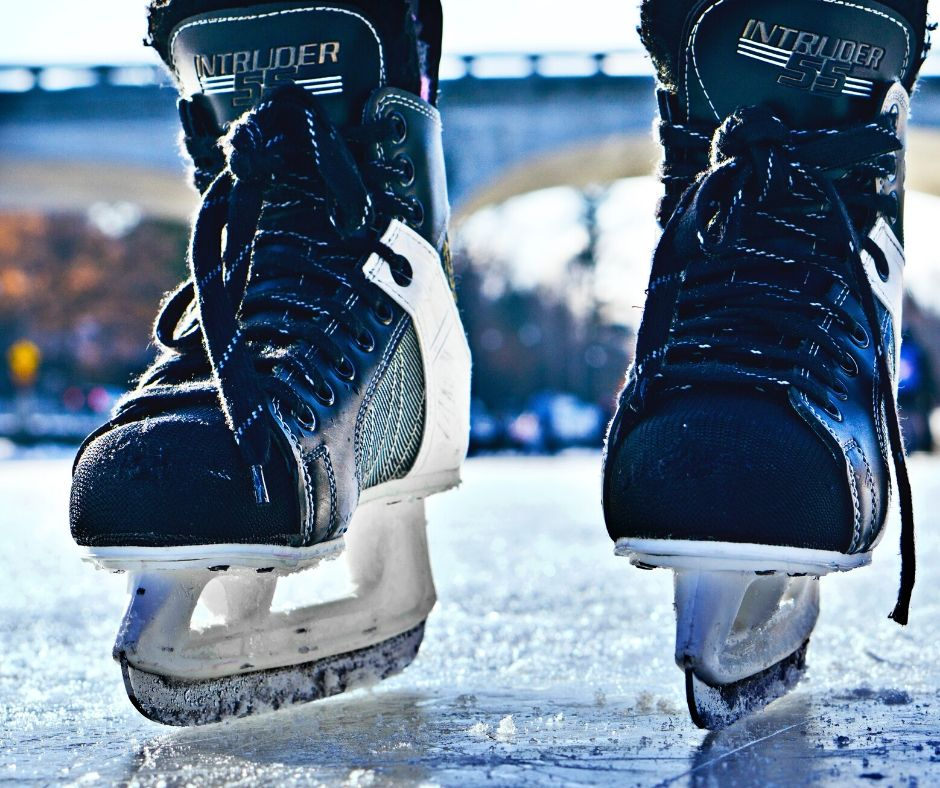 Sports Injuries are common in winter sports such as ice hockey