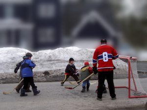 Road Hockey: Let the Kids Play